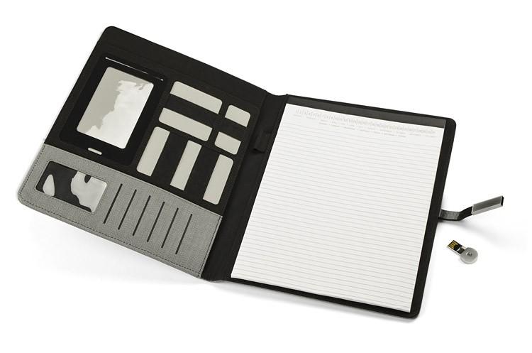Konferenční složka CUMBRIA s flash diskem 8GB A4