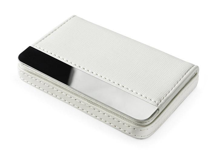 Business card holder  LARISS WHITE