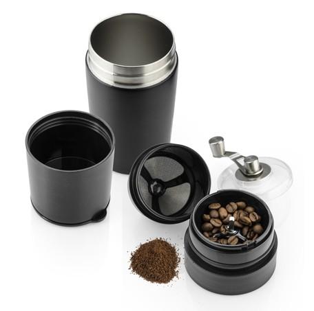 Termohrnek s mlýnkem na kávu COLUMBIA 360 ml