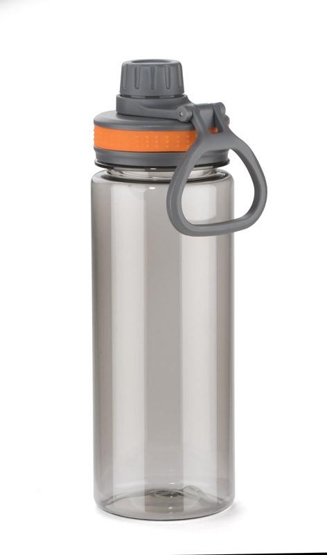 Sportovní lahev Grey 700 ml