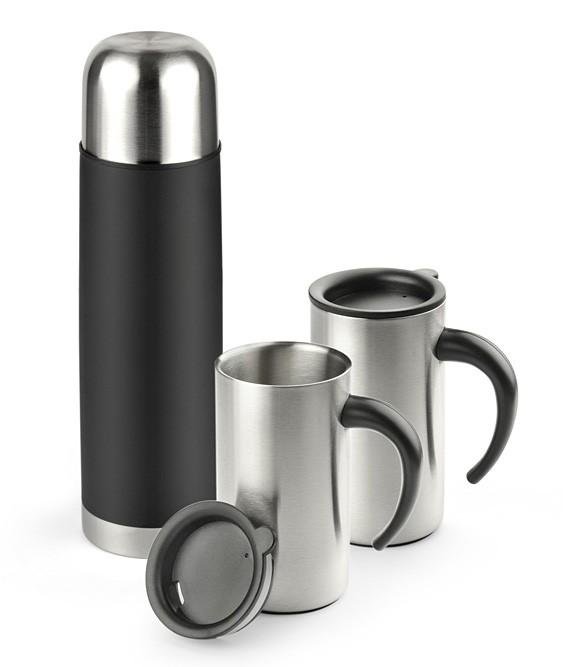 Dárková souprava ACON (termoska 500 ml a 2 hrnky 260 ml)