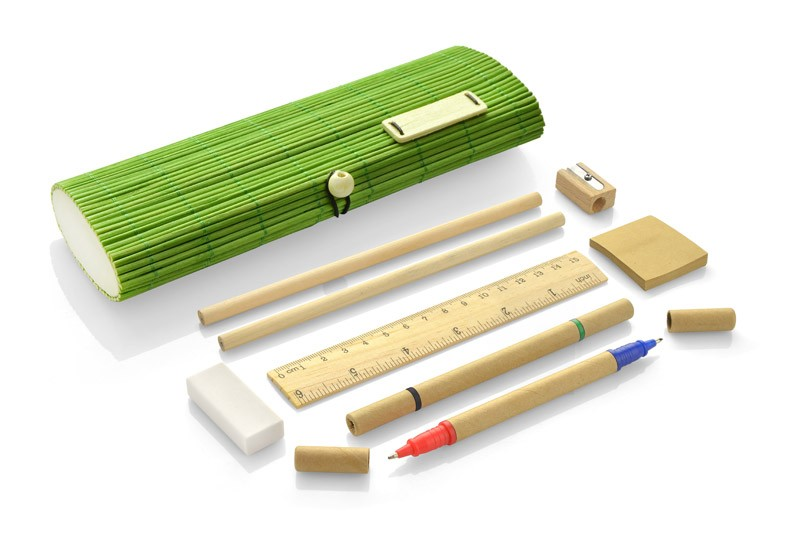 Bambusový penál TITA