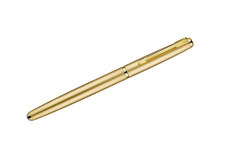 Kuličkové pero GLOW GOLD