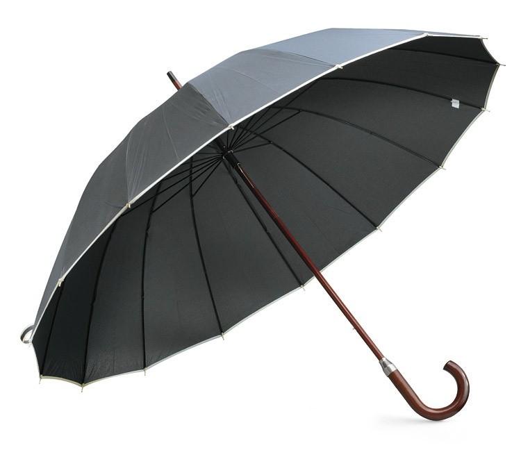 Deštník EVITA s 16 výsečemi