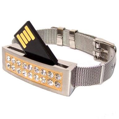 USB náramek - šperk