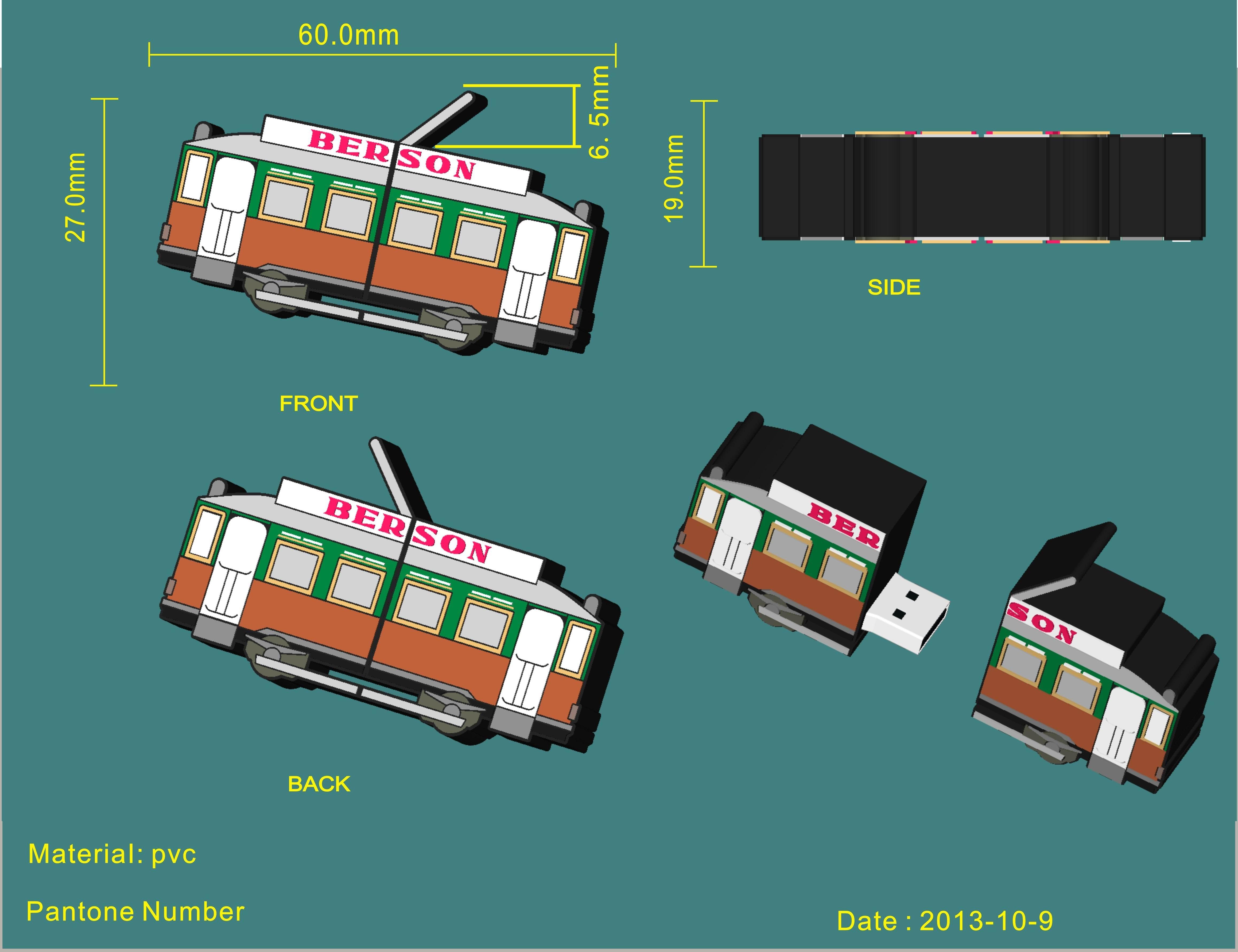 navrhneme a vytvoříme USB dle Vašeho návrhu