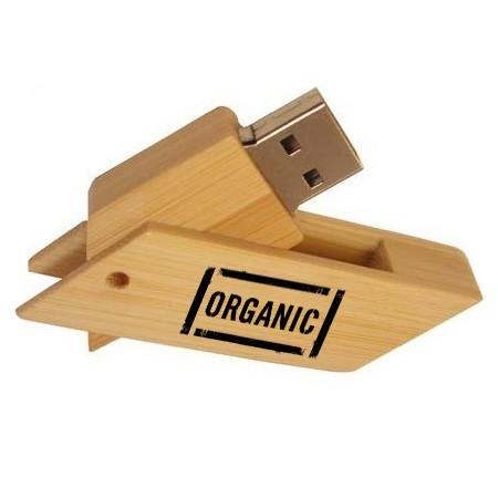 bambusové USB