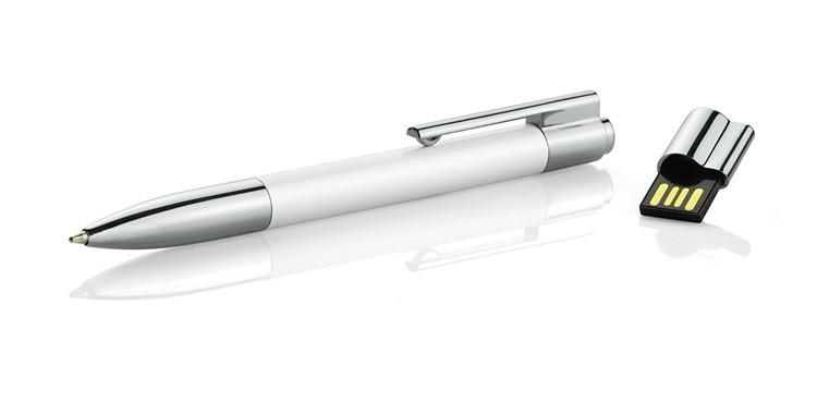Kuličkové pero s flash diskem 8 GB BRAINY