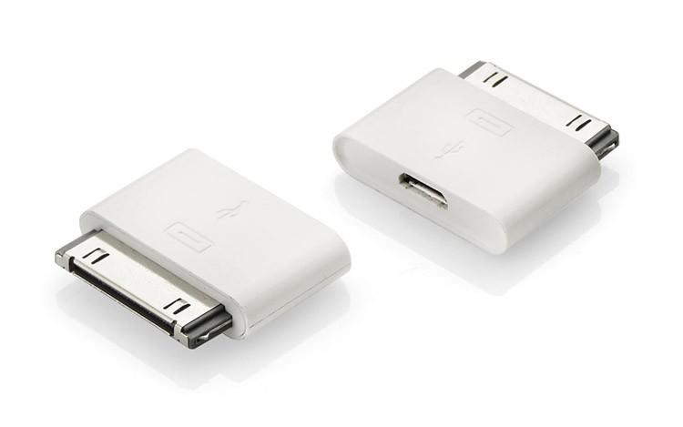 Adaptér micro USB iP4