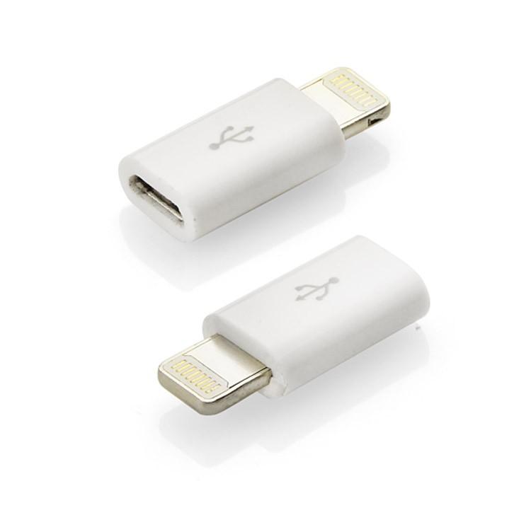 Adaptér micro USB iP5
