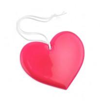 Reflexní přívěsek HEART