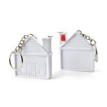 Keychain - tape measure HAUZ 2 m