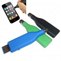 USB s touch pen, možno dodat šňůku s jackem